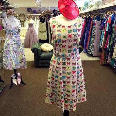 butterflies dress agency boutique northampton designer clothing. Black Bedroom Furniture Sets. Home Design Ideas