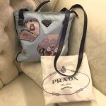 prada bag butterflies northampton