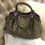 Gucci bag at Butterflies