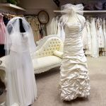 Wedding dresses at Butterflies