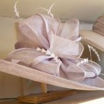 Butterflies wedding hat